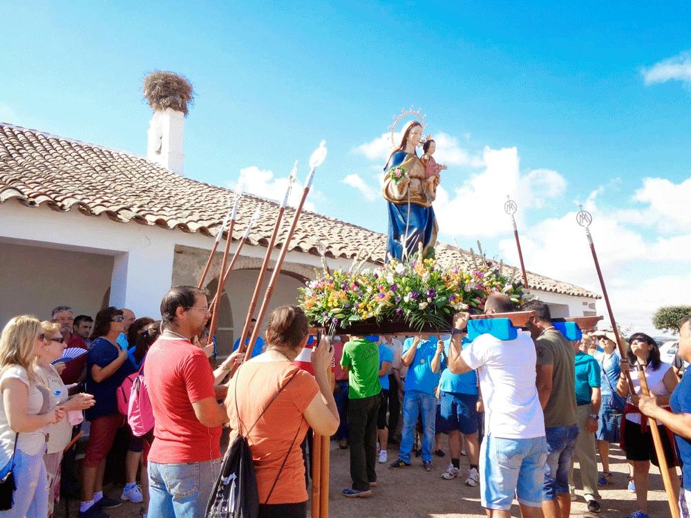 Romerías y Festividades en Los Pedroches